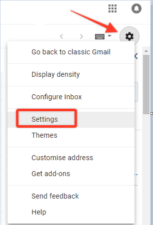 Gmail, Refreshing your Mail