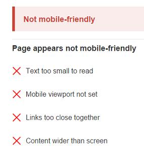 Google Mobile Test