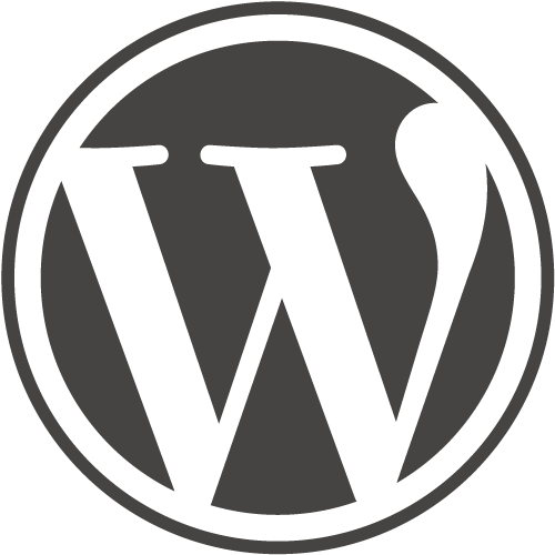 Why Us? WordPress logo