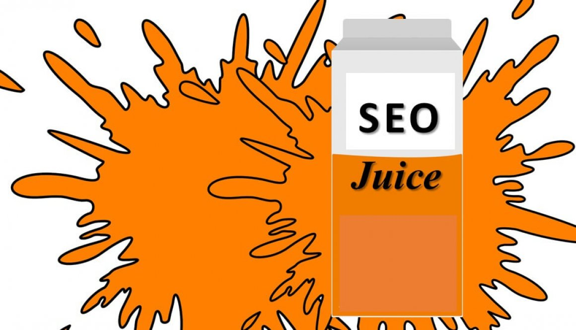SEO Juice - A Messy Metaphor