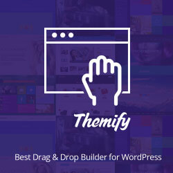 SEO WEB Designs recommends Themify.