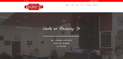 Cafe on Railway Street