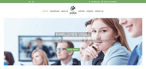 Evolve Migration Australia