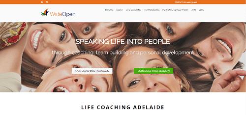 Wide Open Coaching