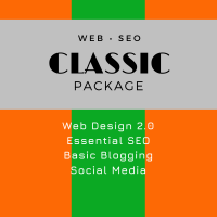 Classic Package - SEO Web Designs Shop