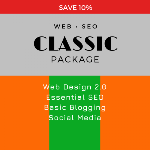 Classic Package, SEO WEB Designs, Save10