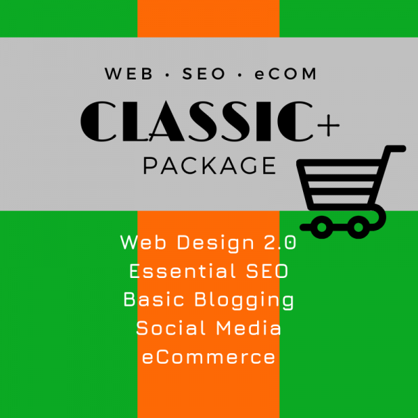 Classic eCom Package, SEO WEB Designs