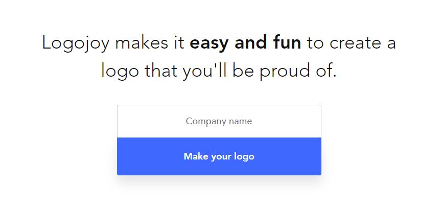Logojoy, What's in a Logo