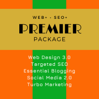 Premier Package - SEO Web Designs Shop