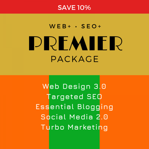 Premier Package, SEO WEB Designs, Save10