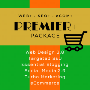 Premier eCom Package, SEO WEB Designs