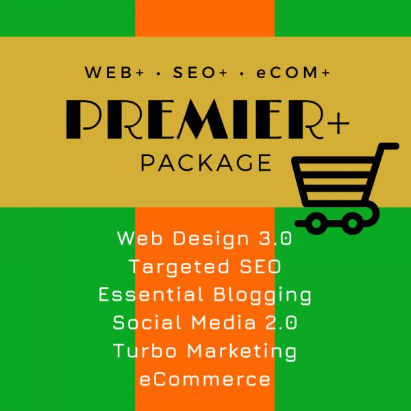 Premier eCom Package, SEO WEB Designs