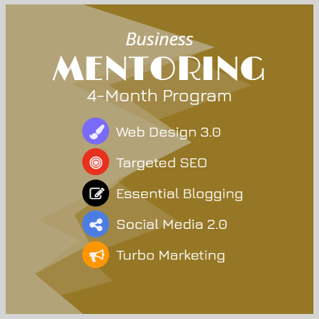 SEO Web Designs, Business Mentoring Program