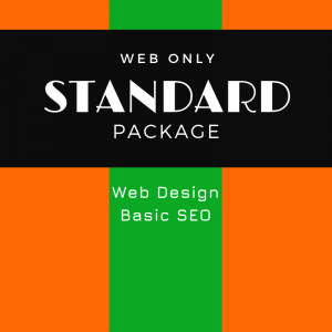 Standard Package, SEO WEB Designs
