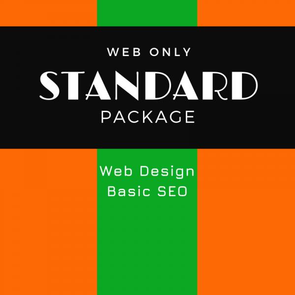 Standard Package, SEO WEB Designs