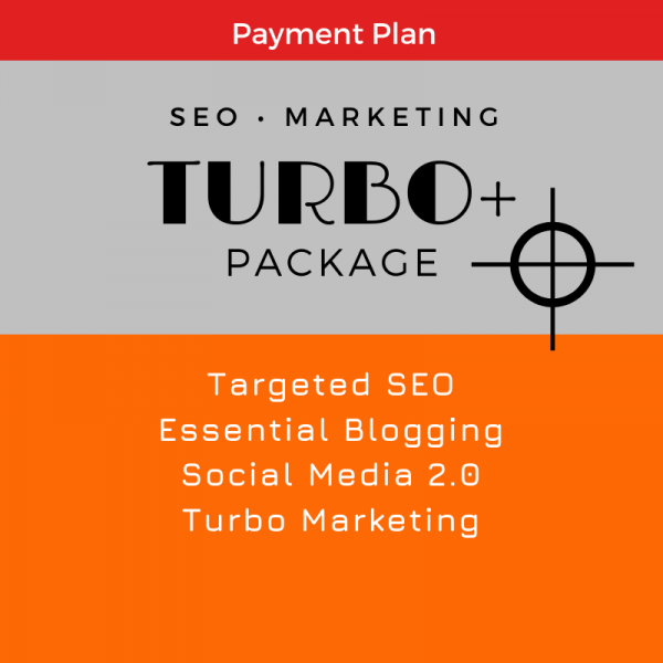 Turbo+ Package, SEO WEB Designs, Plan