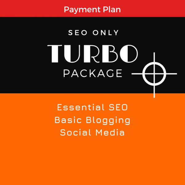 Turbo Package, SEO WEB Designs, Plan