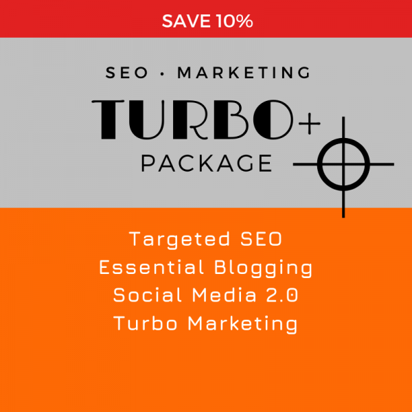 Turbo+ Package, SEO WEB Designs, Save10