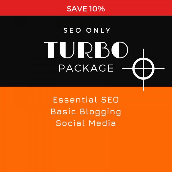 Turbo Package, SEO WEB Designs, Save10
