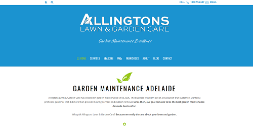 Allingtons Lawn