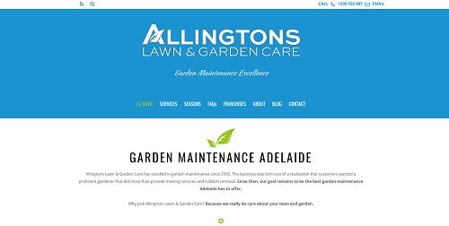Allingtons Lawn & Garden Care