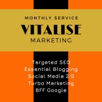 Vitalise marketing Service - SEO Web Designs Shop