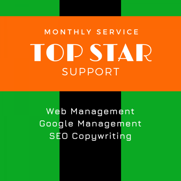 Top Star Support, SEO WEB Designs
