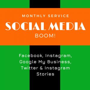Social Media Boom!