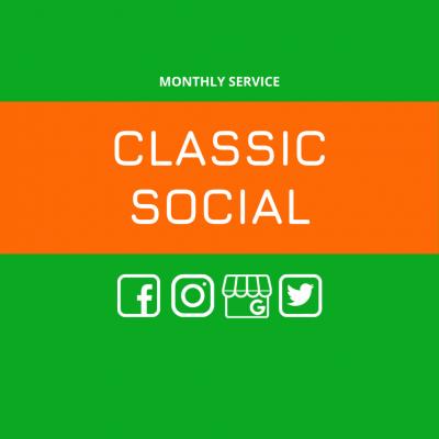 Classic Social, SEO WEB Designs
