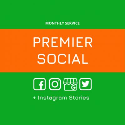 Premier Social, SEO WEB Designs